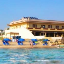 Hotel Aureus Terrazza Sul Mare